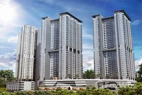 The Earth Residence Bukit Jalil Real Estate Development in , Kuala Lumpur