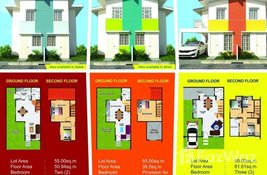 2 bedroom House for sale at Asinan in Central Luzon, Philippines