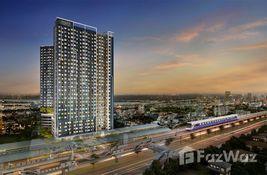 Condominium est disponible 2 chambres à1 salle de bain la vente à Samut Prakan, Thaïlande dans le projet Aspire Erawan Prime