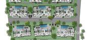 Master Plan of MA Seaview Exclusive Villas