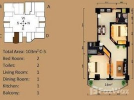 2 Bedrooms Condo for sale in Srah Chak, Phnom Penh Other-KH-35480