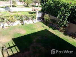 Giza Sheikh Zayed Compounds Meadows Park 4 卧室 联排别墅 租