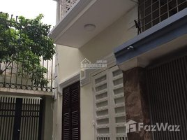 4 Phòng ngủ Nhà mặt tiền bán ở Thịnh Quang, Hà Nội Bán nhà mặt ngõ rộng phố Yên Lãng, Quận Đống Đa 36m2, 4 tầng, MT 3.5m giá 3.5 tỷ
