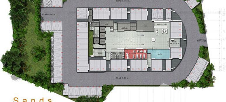 Master Plan of Sands Condominium - Photo 1