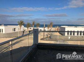 4 غرف النوم فيلا للبيع في , Matrouh Full Sea View Standalone Almaza 4th Row