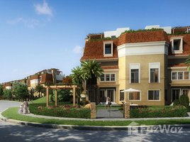 3 Bedrooms Townhouse for sale in Mostakbal City Compounds, Cairo Sarai