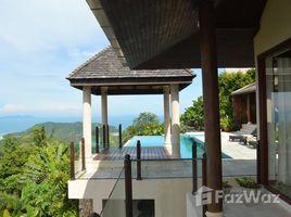 4 ห้องนอน วิลล่า ขาย ใน ตลิ่งงาม, เกาะสมุย Taling Ngam Moo 3