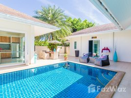 4 Bedrooms Villa for sale in Chalong, Phuket Relaxing 4 Bedroom Private Pool Villa in Chalong