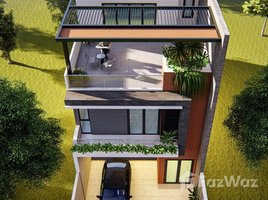 峴港市 Hoa Hai 4 Bedroom Modern Villa for Rent in Da Nang 4 卧室 房产 租