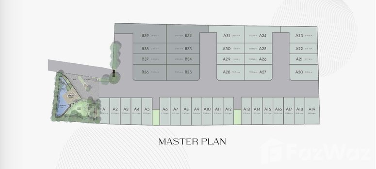 Master Plan of Altitude Forest Ratchada - Photo 1