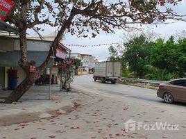海防市 Bac Son Bán đất phân lô mặt đường xã Lê Lợi - An Dương - Hải Phòng 13.7tr/m2 N/A 土地 售