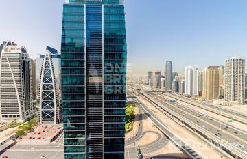 Madina Tower in Saba Towers, Dubai
