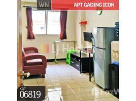 Aceh Pulo Aceh Apartemen Gading Icon Tower A Pulo Gadung 2 卧室 住宅 售
