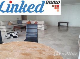 3 chambres Appartement a vendre à Na Anfa, Grand Casablanca Appartement 3 chambres entièrement refait à résidence Rio.