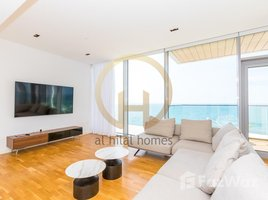 4 Bedrooms Apartment for rent in Bluewaters Residences, Dubai Apartment Building 1