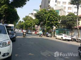 5 Bedrooms House for sale in Trung Liet, Hanoi Chính chủ bán nhà mặt phố Hoàng Cầu, 1 MP 1 mặt ngõ, KD sầm uất, vỉa hè rộng, DT 50m2, 4T, 10.6 tỷ