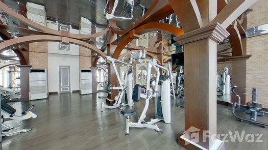 3D Walkthrough of the Общий тренажёрный зал at Grand Florida