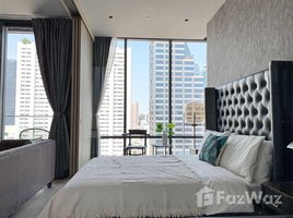 曼谷 Suriyawong Ashton Silom 1 卧室 公寓 租
