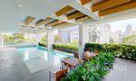 Communal Pool at Siamese Surawong