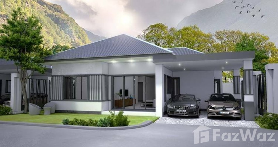 The cheapest residential projects in Hua Hin - The Village Hua Hin