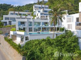 5 Bedrooms Villa for sale in Bo Phut, Koh Samui Stunning, Modern 5-Bedroom Pool Villa in Bophut Hills