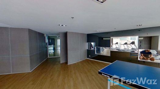 3D Walkthrough of the Indoor Games Room at 15 Sukhumvit Residences