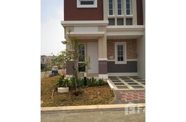 3 bedroom Rumah for sale at Tangerang in Banten, Indonesia