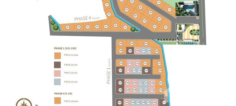 Master Plan of Graceland - Photo 1