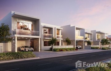The Cedars Townhouses in Yas Acres, Abu Dhabi