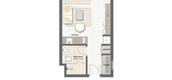 Unit Floor Plans of Woroud 1