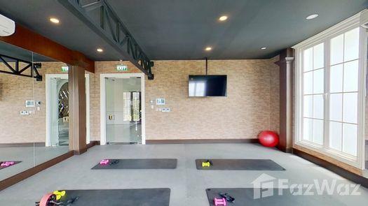 3D Walkthrough of the Yoga Area at Grand Florida