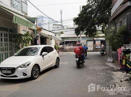Studio House for sale in Ward 8, Ho Chi Minh City Bán 3 lô đất có nhà 2 mặt tiền HXH ngay ngã 3 Hồ Văn Huê - Hoàng Văn Thụ P8, DT 359m2 giá 45 tỷ TL