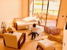 Marrakech Tensift Al Haouz Na Menara Gueliz appartement neuf, moderne à louer meublé, de 3 pièces, avec belle terrasse vue sur le lac, situé au golf prestigia 2 卧室 住宅 租