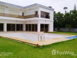 недвижимость, 7 спальни в аренду в Na Agdal Riyad, Rabat Sale Zemmour Zaer Villa de 2 000 m² à loué sur Bir Kacem Souissi