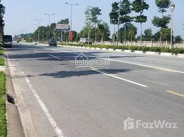 平陽省 Phu Chanh Đất Phú Mỹ, Thủ Dầu Một, mặt tiền đường Hùng Vương kinh doanh, 124m2 TC 100m2 N/A 土地 售