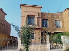 4 Bedrooms Townhouse for sale in Sheikh Zayed Compounds, Giza Royal Meadows