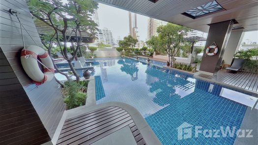 3D Walkthrough of the Communal Pool at The Prime 11