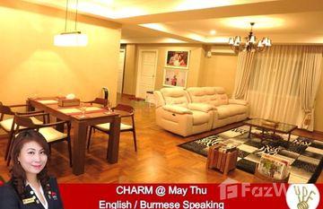 3 Bedroom Condo for sale in Tamwe, Yangon in တာမွေ, ရန်ကုန်တိုင်းဒေသကြီး