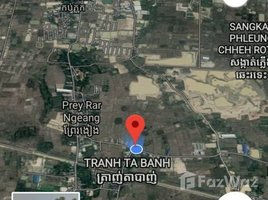 N/A Land for sale in Tuek Thla, Phnom Penh Other-KH-86242