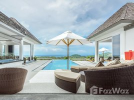 4 Bedrooms Villa for sale in Choeng Thale, Phuket The Residences Overlooking Layan