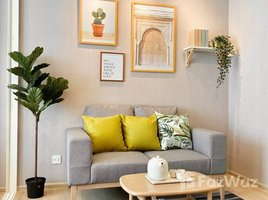 Studio Condo for rent in Bang Chak, Bangkok Chambers On-Nut Station