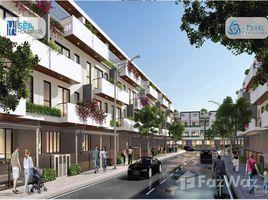 Studio Villa for sale in Ben Luc, Long An Nhà phố 1 trệt 2,5 lầu mặt tiền 30m, trung tâm thị trấn bến lức