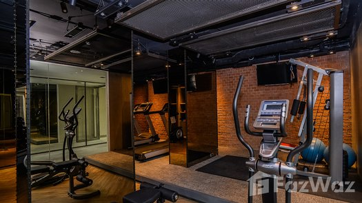 3D Walkthrough of the Общий тренажёрный зал at Centric Ari Station