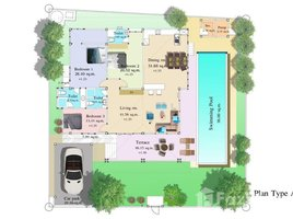 3 Bedrooms Property for sale in Nong Kae, Prachuap Khiri Khan Baanthai Pool Villa