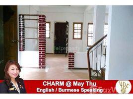 недвижимость, 3 спальни в аренду в Dawbon, Yangon 3 Bedroom House for rent in Yangon