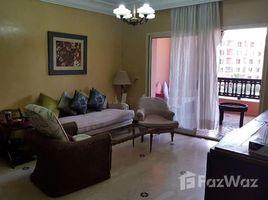 2 Schlafzimmern Appartement zu vermieten in Na Menara Gueliz, Marrakech Tensift Al Haouz Disponible a partir de 20 novembre : Appartement Vide ou Meublé a louer de 2 chambres avec terrasse dans une résidence avec piscine à Hivernage - Marr
