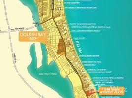 慶和省 Cam Hai Dong Chính chủ bán gấp nền đẹp Golden Bay 2, D6-28 lô góc đường lớn, LH 098.9898.874 N/A 土地 售