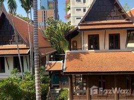 3 Bedrooms Villa for rent in Phra Khanong Nuea, Bangkok Thai Traditional Pool Villa for Rent in Ekkamai