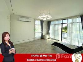လှိုင်သာယာ, ရန်ကုန်တိုင်းဒေသကြီး 5 Bedroom House for sale in Hlaing Thar Yar Town, Yangon တွင် 5 အိပ်ခန်းများ အိမ်ခြံမြေ ရောင်းရန်အတွက်