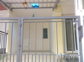 巴吞他尼 Lak Hok Pruksa Ville Local Road 3 卧室 联排别墅 售